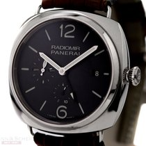 Panerai Radiomir GMT 10-Days PAM-323 Stainless Steel Box...