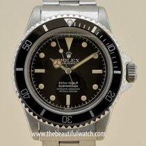 Rolex Submariner Gilt Chapter Ring 4 lignes