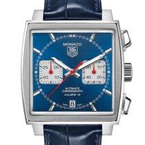 TAG Heuer Monaco Calibre 12 Automatic Chronograph 100 M