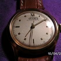 Fortis Vintage Fortis Automatic 18K Gold