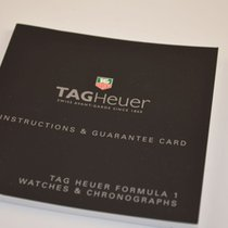 TAG Heuer Manual Anleitung Tag Heuer Formula 1 Chrono