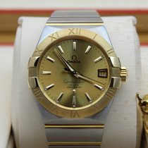 Omega 123.20.38.21.08.001  Constellation Co-Axial Automatic 38mm