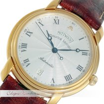 Maurice Lacroix Pontos Day/Date Vergoldet 11924