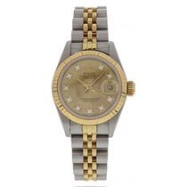 Rolex Oyster Perpetual Datejust 69173G 18k YG