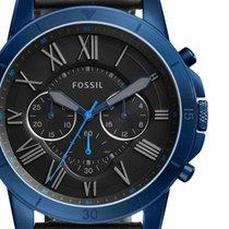 Fossil FS5342 Grant Herren Chronograph 44mm 5ATM