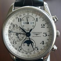 Longines The Longines Master Collection Moonphase, Men's...