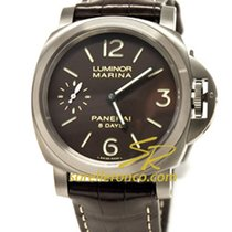 Panerai Luminor 8 Days Titanium