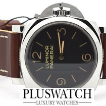 파네라이 (Panerai) LUMINOR 1950 3 DAYS ACCIAIO - 47MM PAM00372...