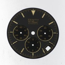 Zenith El Primero Chronograph Black