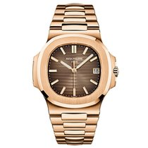 Patek Philippe Nautilus Rose Gold Watch