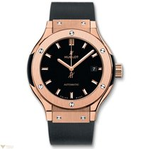 Hublot Classic Fusion 33mm King Gold Automatic Watch