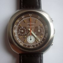 浪琴 (Longines) Conquest Three Registers Chronograph Cal. 726