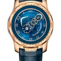 Ulysse Nardin Freak Cruiser 18K Rose Gold Men's Watch