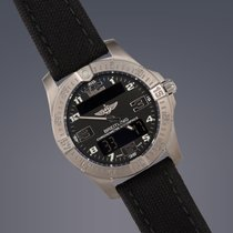Breitling Aerospace Evolution titanium quartz multi-function...