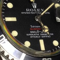 "Rolex Submariner Date 1680 ""Tiffany & Co"""