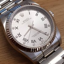Rolex Oyster Perpetual Diamants -Full Set-