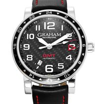 Graham Watch Silverstone Time Zone 2TZAS.B02A