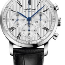 Louis Erard EXCELLENCE CHRONOGRAPH STEEL 73231AA01
