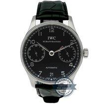 IWC Portuguese 7-Day IW5001-09