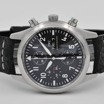 IWC Fliegeruhr Pilot Chronograph Full Set IW371701