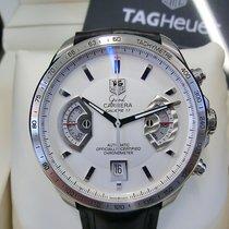TAG Heuer Herren Automatik Chronograph Grand Carrera CAV511B.F...