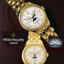 Patek Philippe 5036 Annual Calendar 18k Yellow Gold Watch...