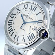 Cartier Ballon Bleu W69012z4 42 Mm Stainless Steel
