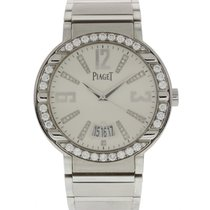 Piaget Polo P10183 18k White Gold Diamond Automatic