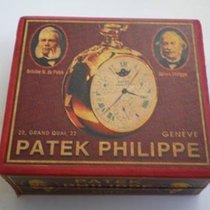 Patek Philippe Vintage Taschenuhrbox aus Karton