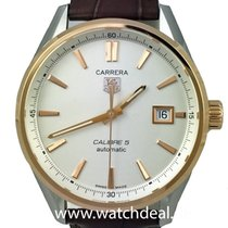 TAG Heuer Carrera Calibre 5 Automatik 39mm WAR215B.FC6181