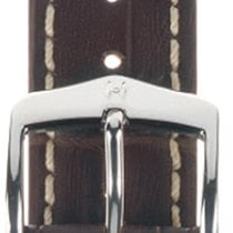 Hirsch Uhrenarmband Modena braun L 10302810-2-22 22mm