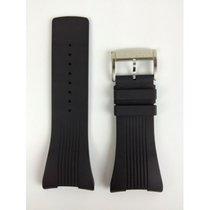 Hamilton Pulsomatic Kautschukarmband schwarz H605.525.100