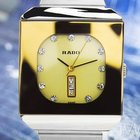 Rado 1980s Rare Mens Vintage Automatic Day Date Swiss Dress...