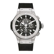Hublot Big Bang 44mm Aero Bang Stainless Steel