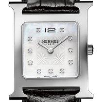Hermès H Hour Quartz Medium MM 036814WW00