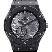 ウブロ (Hublot) Classic Fusion Ultra Thin All Black