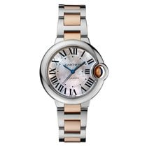 Cartier Ballon Bleu Automatic Ladies Watch Ref W6920098