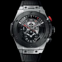 Hublot Big Bang Unico Bi-Retrograde Chrono Titanium Ceramic...
