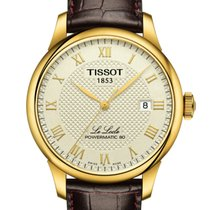 Tissot T-Classic Le Locle T0064073626300 Powermatic 80...