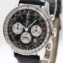 Breitling Navitimer Stahl Uhr Ref. 7806 Vintage sehr selten