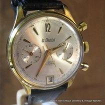 Omega 45Min Le Phare BARGAIN STATUS Mint Chronograph Date 37mls