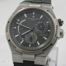 Vacheron Constantin Overseas Dual Time GMT Power Reserve Stahl...