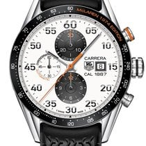 TAG Heuer Carrera full set Carrera McLaren 49th anniversary