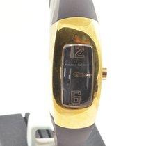 Maurice Lacroix Intuition Damen Uhr Stahl Quartz 25mm Vergoldet