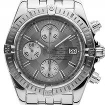 Breitling Chronomat Evolution Stahl Automatik Chronograph...