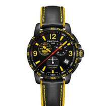 Certina Sport DS Podium Chronograph Lap Timer Chronometer -...