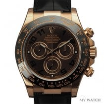 롤렉스 (Rolex) Rolex Daytona Chocolate Everose Gold 116515LN (NEW)