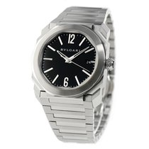 宝格丽 (Bulgari) Octo Solotempo Steel 38mm -35% SALE-