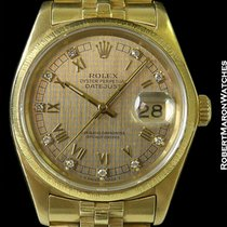 Rolex 16078 Datejust Sapphire Houndstooth Diamond Dial