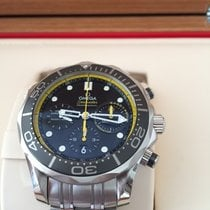 Omega Seamaster Diver 300m Chronograph